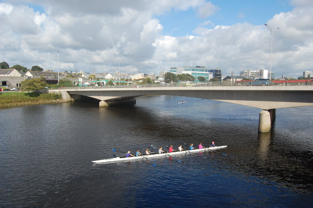 Rowing on the Dee