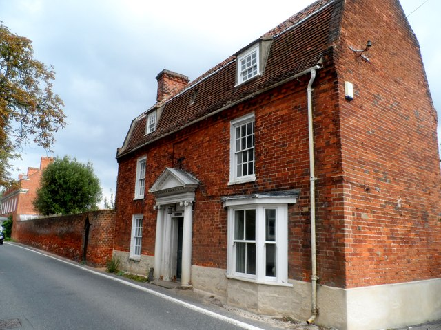 D'Arcy Cottage, Tolleshunt D'Arcy