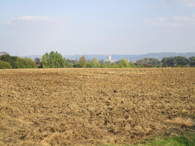View towards Gloucester