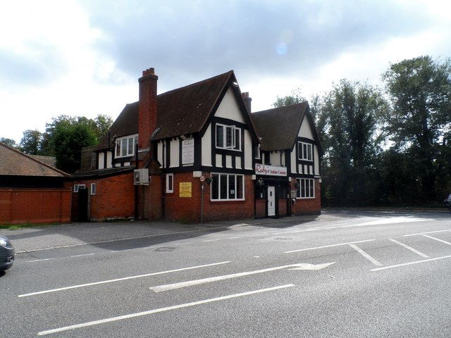 Former pub  (The Red Lion), Tolleshunt D'Arcy