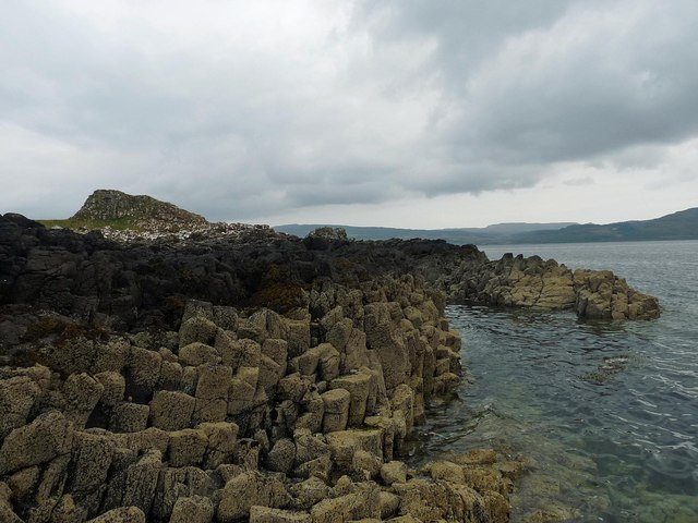 An Càrnan, Slochd Bay, Isle of Mull