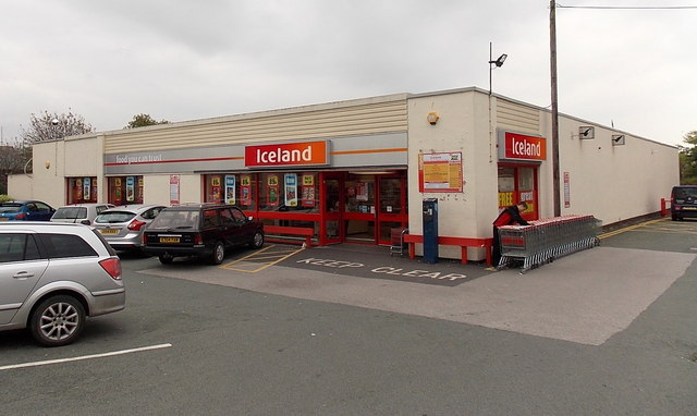 Iceland in Oswestry