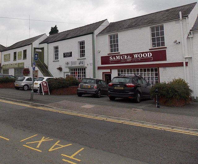 Samuel Wood property agents in Oswestry
