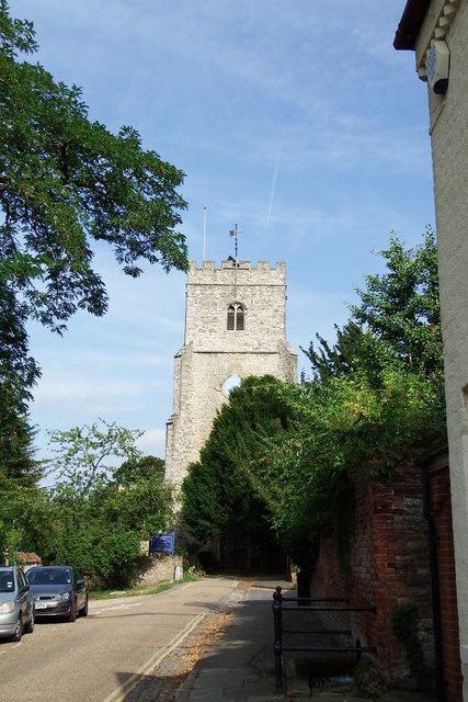 Church in East Malling