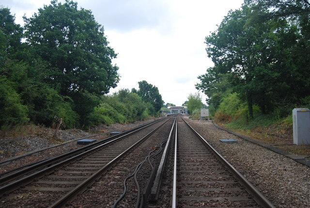 Staplehurst station