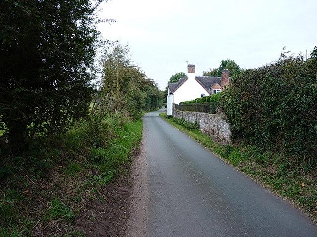 Warwick Cottage on Walkley Bank lane