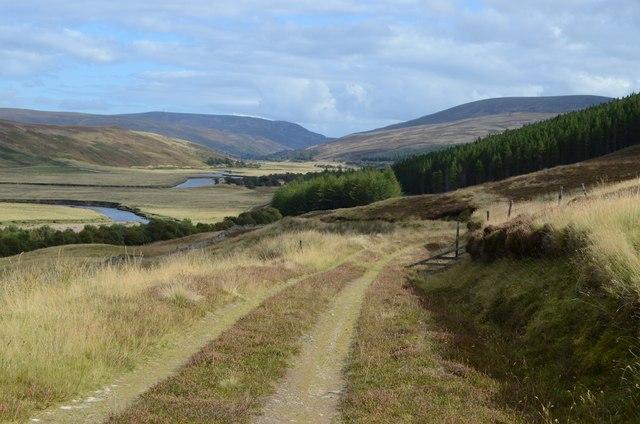 Strath of Kildonan, Sutherland