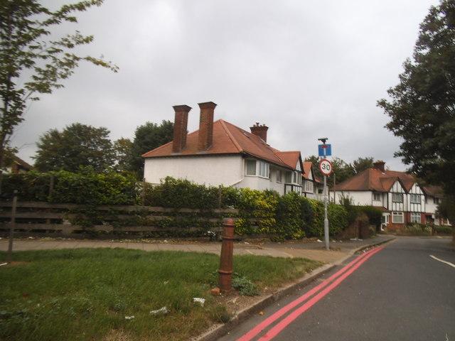Manor Gardens, Gunnersbury