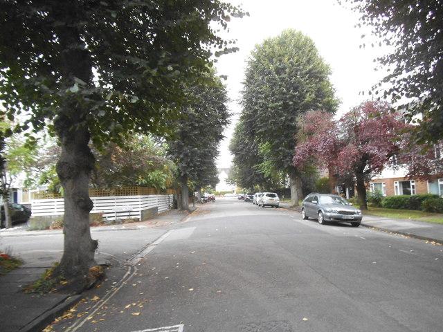Eversfield Road, Kew
