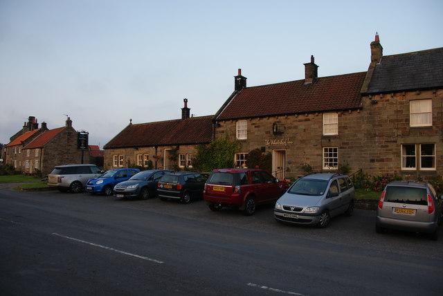 The Wheatsheaf Inn, Egton