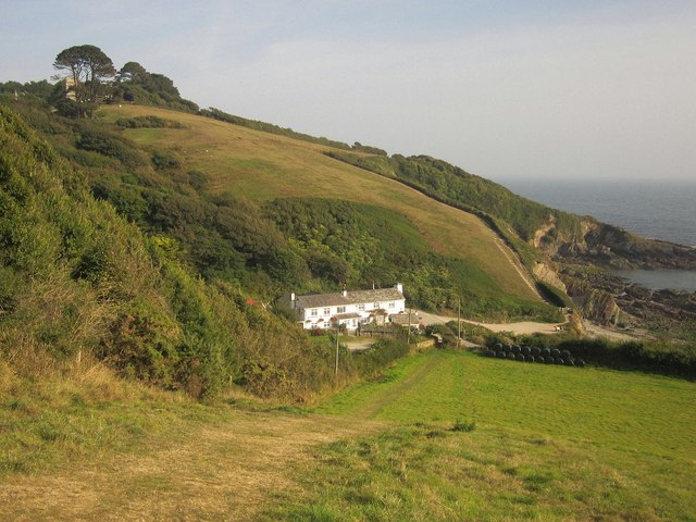 Smugglers Cottage, Talland Bay