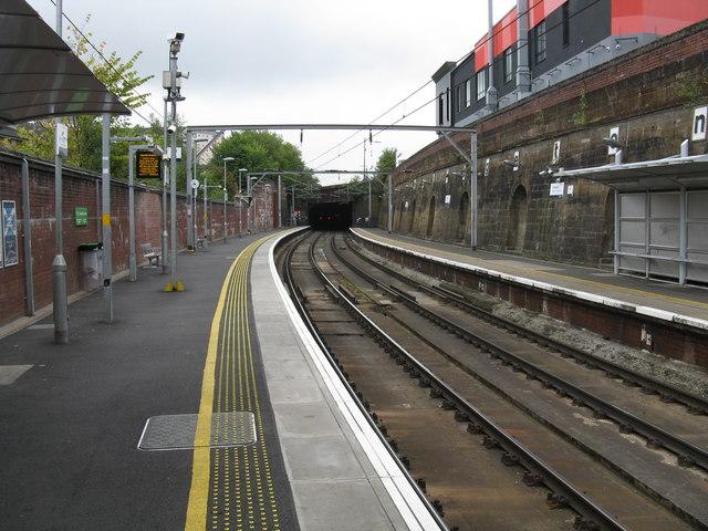 Bridgeton station