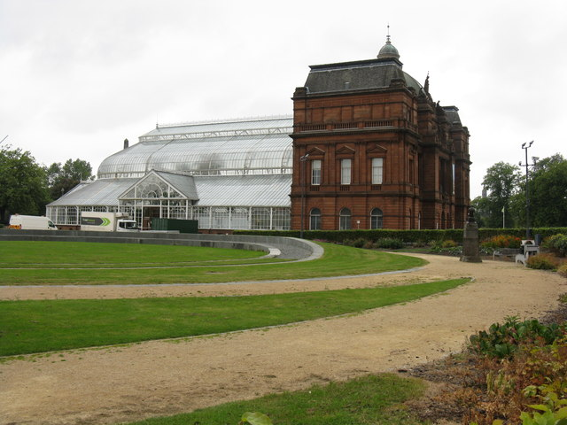 "The ""People's Palace"", Glasgow Green"