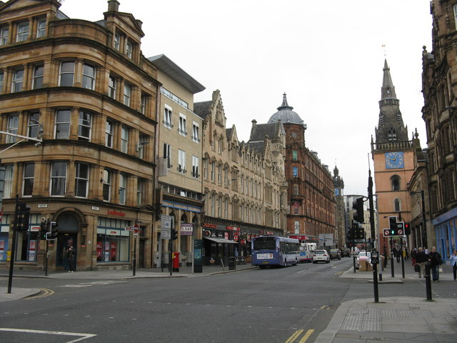 Trongate at Candleriggs