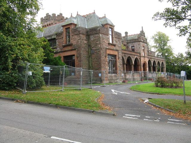 Boclair House, Bearsden