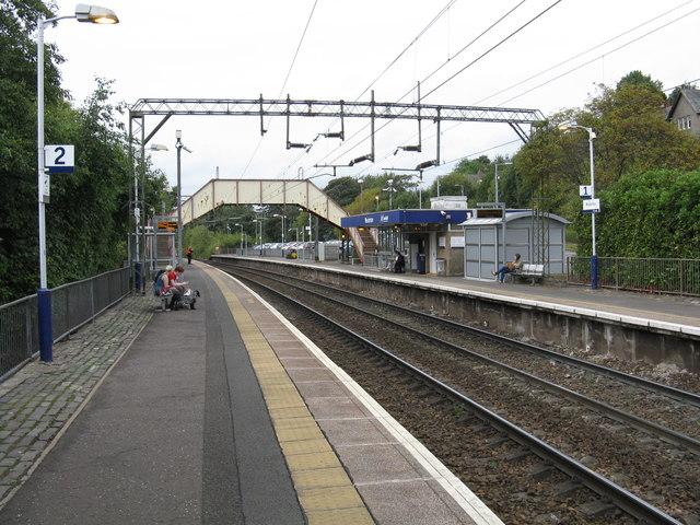 Westerton station
