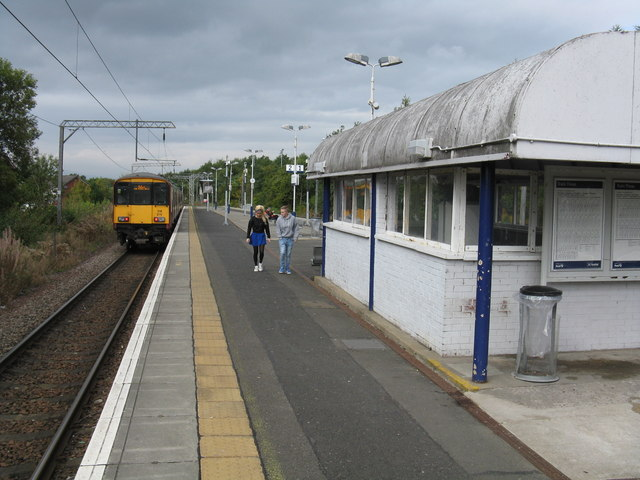 Dumbarton East station