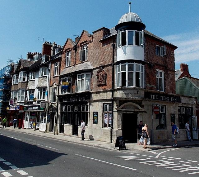 The Tides Inn, Weymouth