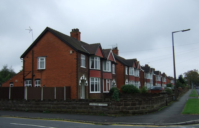 Houses on Church Lane, Scunthorpe