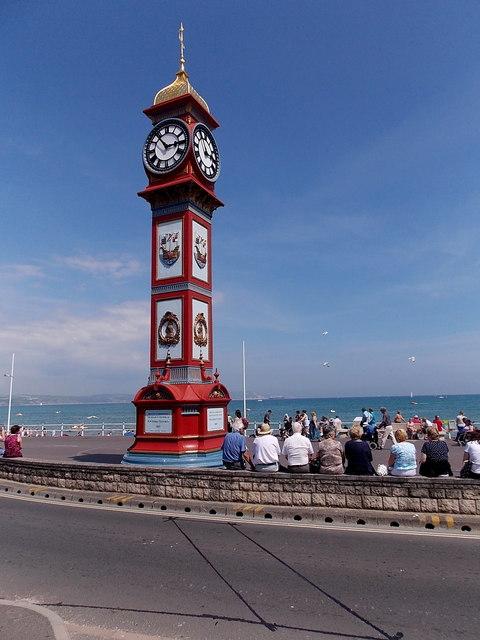 Jubilee Memorial Clock Tower, Weymouth