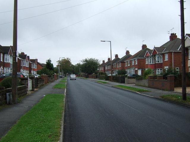 Church Lane, Scunthorpe