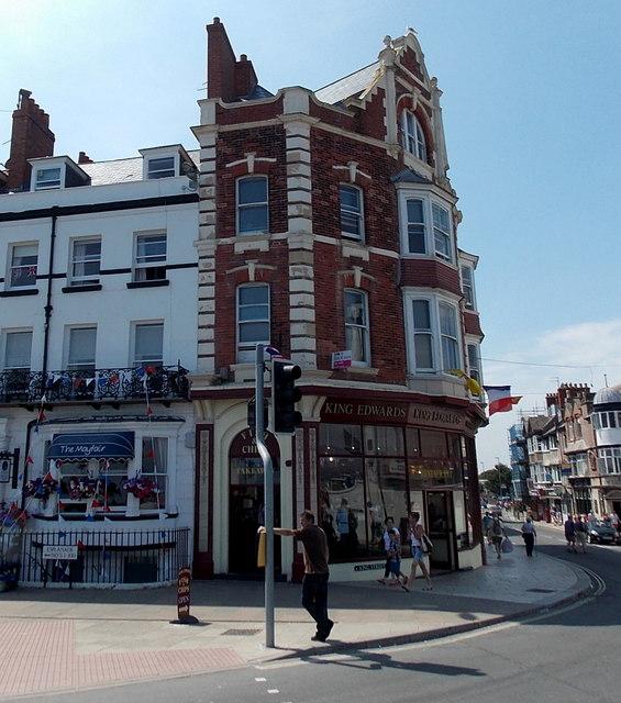 King Edwards in Weymouth