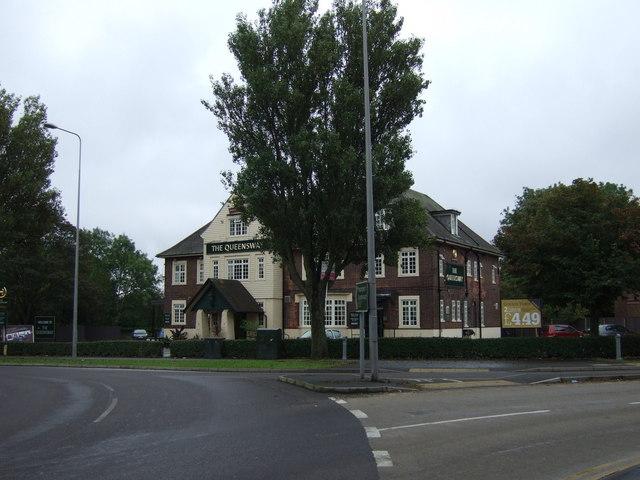 The Queensway pub, Scunthorpe