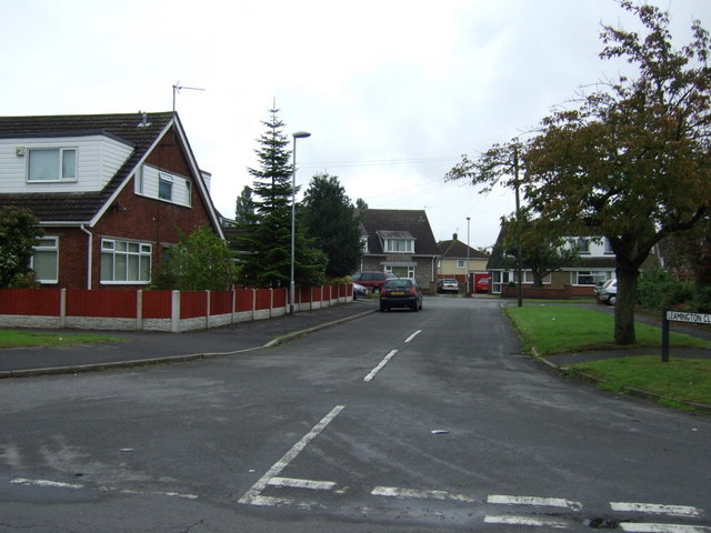 Leamington Close