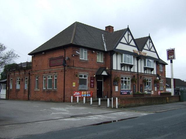 The Comet pub, New Brumby