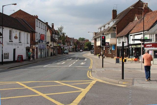 Greenhill Street