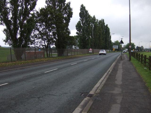 Brigg Road (A1029)