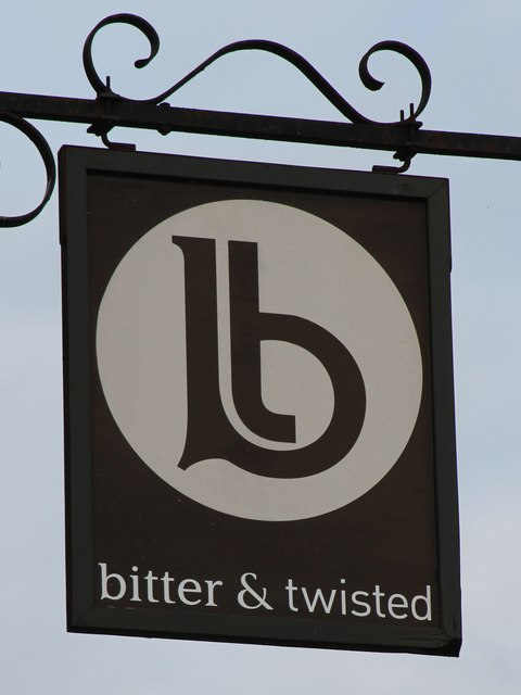 Bitter and Twisted sign