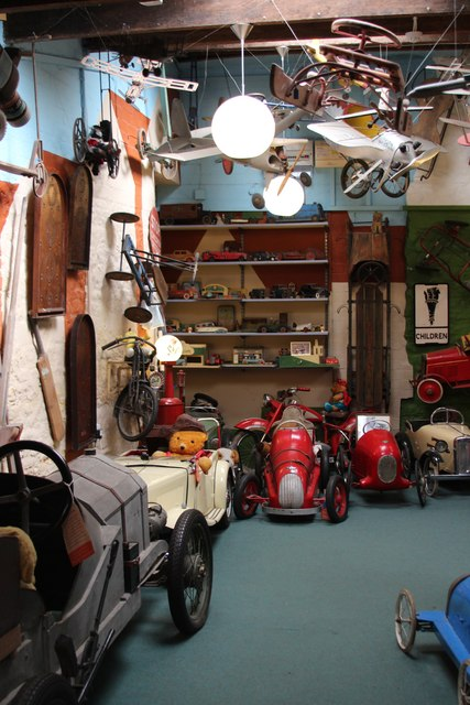 Toys at Cotswold Motoring Museum