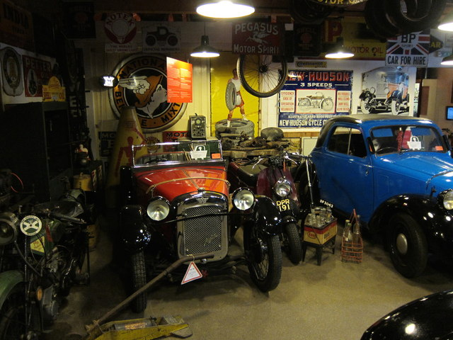 1930's at Cotswold Motoring Museum