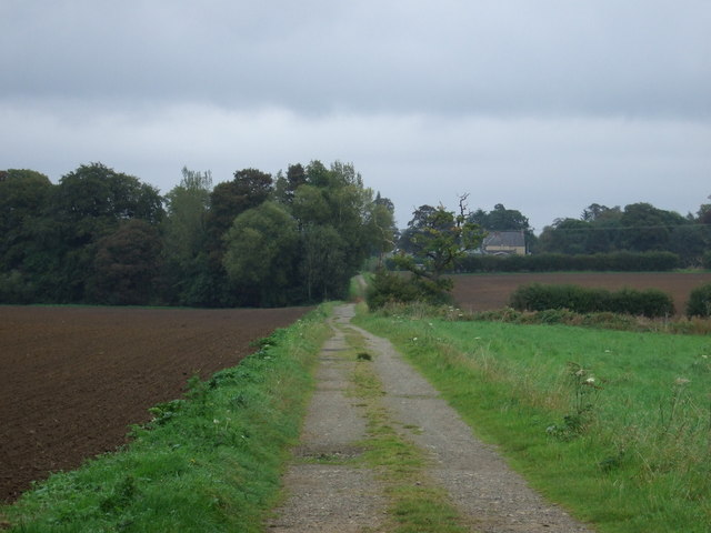 Track to Vicarage Farm