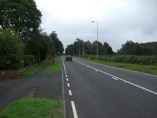 Kirton Road (B1398), Greetwell