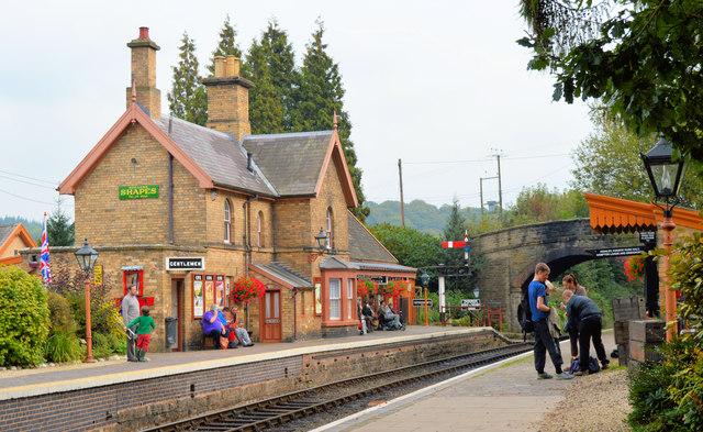 Arley railway station