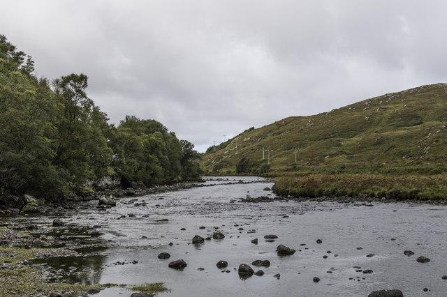River Laxford