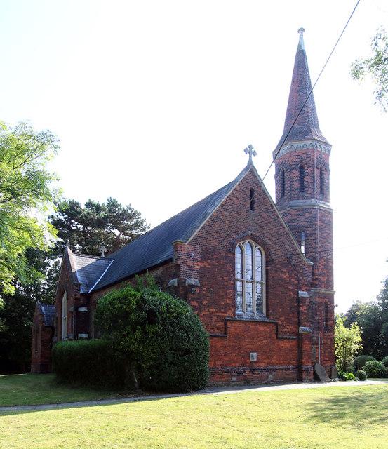 St Thomas, Church Lane, Noak Hill, Havering