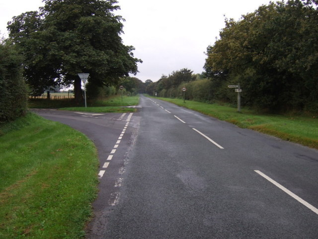 Junction on Holme Lane