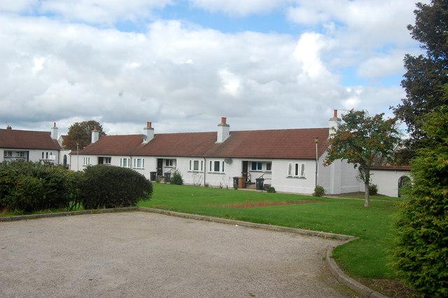 Byron Park sheltered housing, Northfield