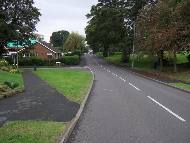 Manor Road, Bottesford