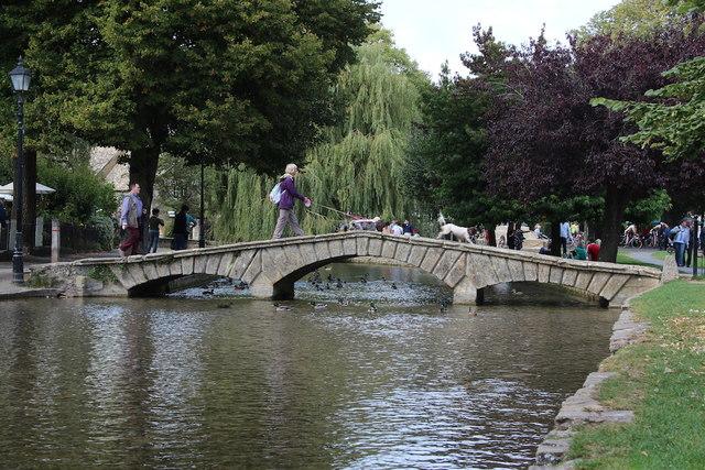 Bridge over River Windrush