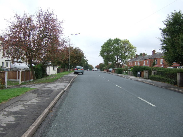 Moorwell Road