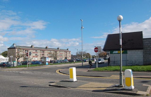 Byron Square, Northfield
