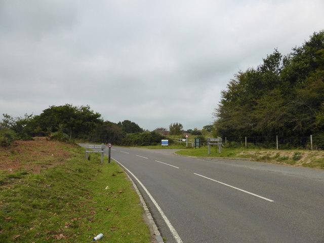 Beggar's Wood Road, East Sussex