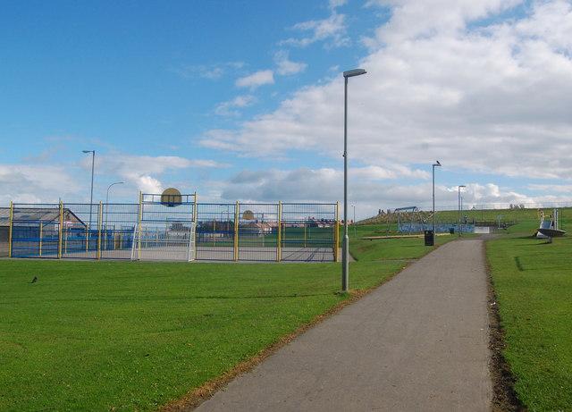 Allan Douglas Park, Northfield
