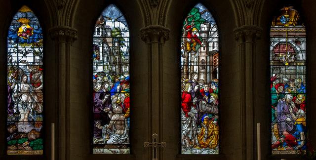 East window, Southwell Minster