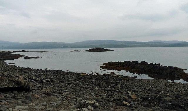 Dubh Eilean, Loch Scridain, Isle of Mull