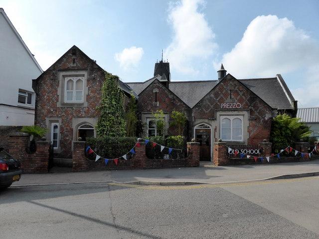 The Old School, Hailsham